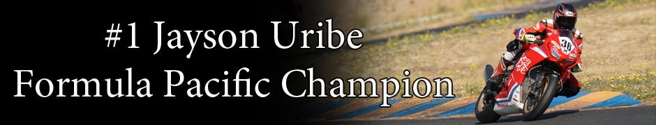 AFM #1 Jayson Uribe